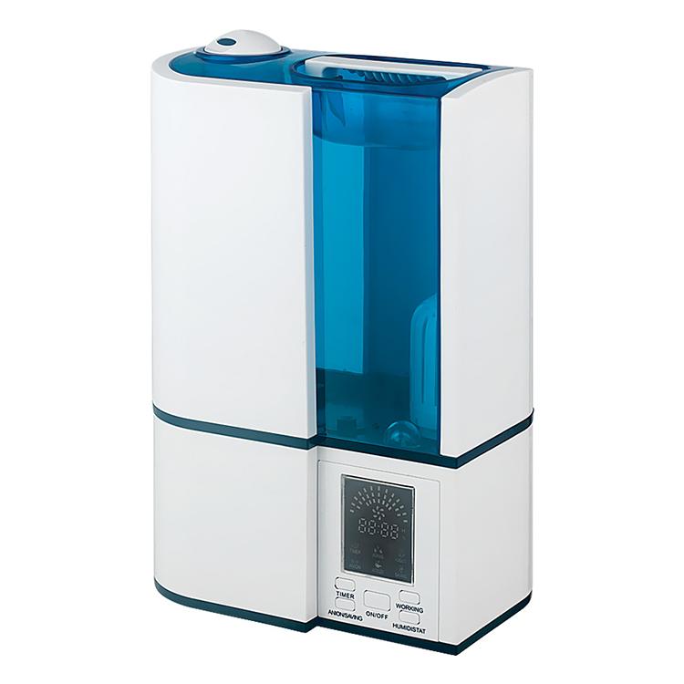 2021 Hot Sale Air Led Floor Smist maker ultrasonic disinfection humidifier