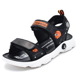 Новое поступление, детские удобные спортивные повседневные сандалии для мальчиков, заводская цена