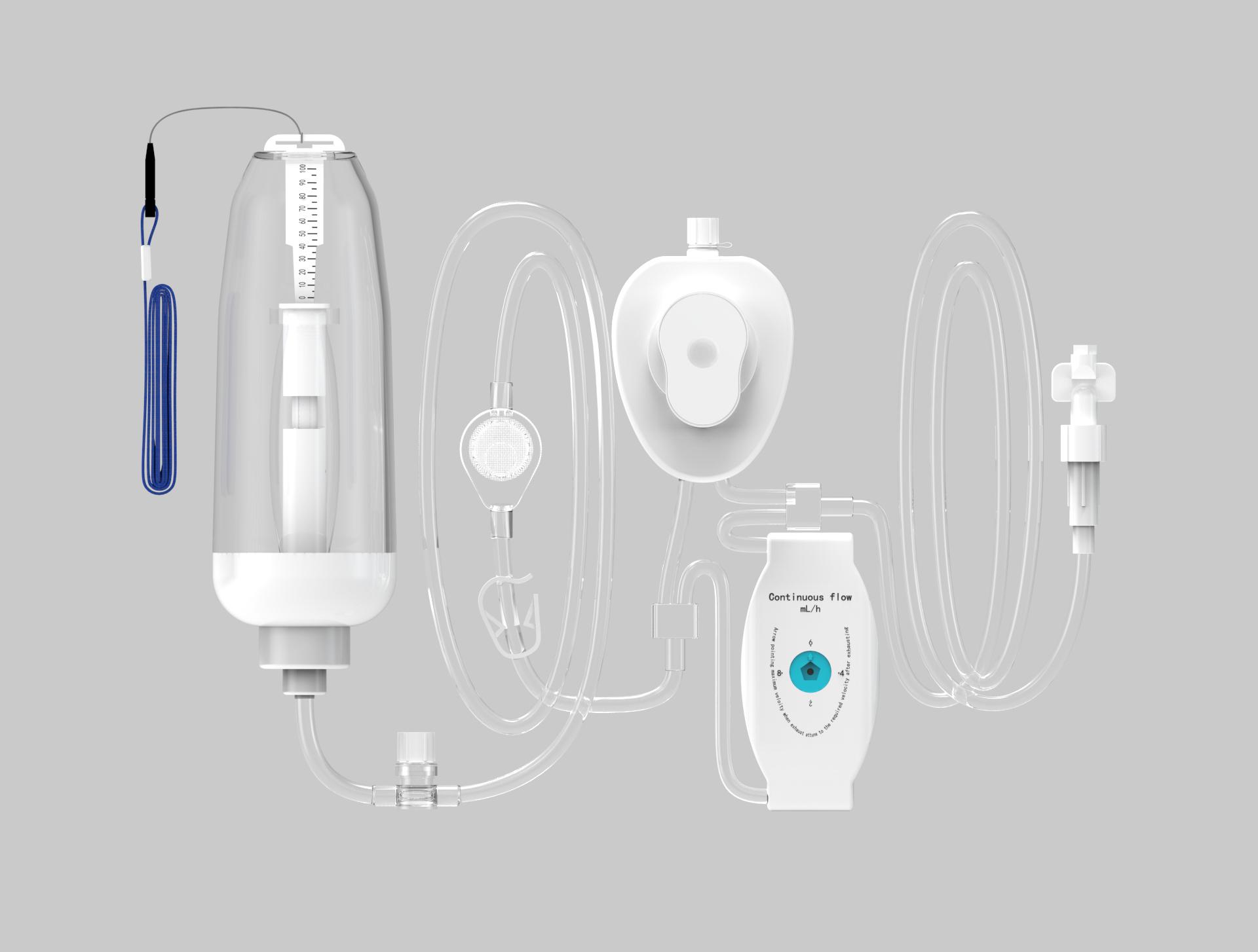 CBI + PCA infusion pump