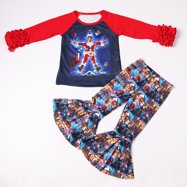 Wholesale Kids Clothing Suits Baby Girl Clothes Women Sport Clothes Pit Baby Girls Tracksuit Set