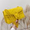 Yellow Handbags Shoulder Messenger Bags