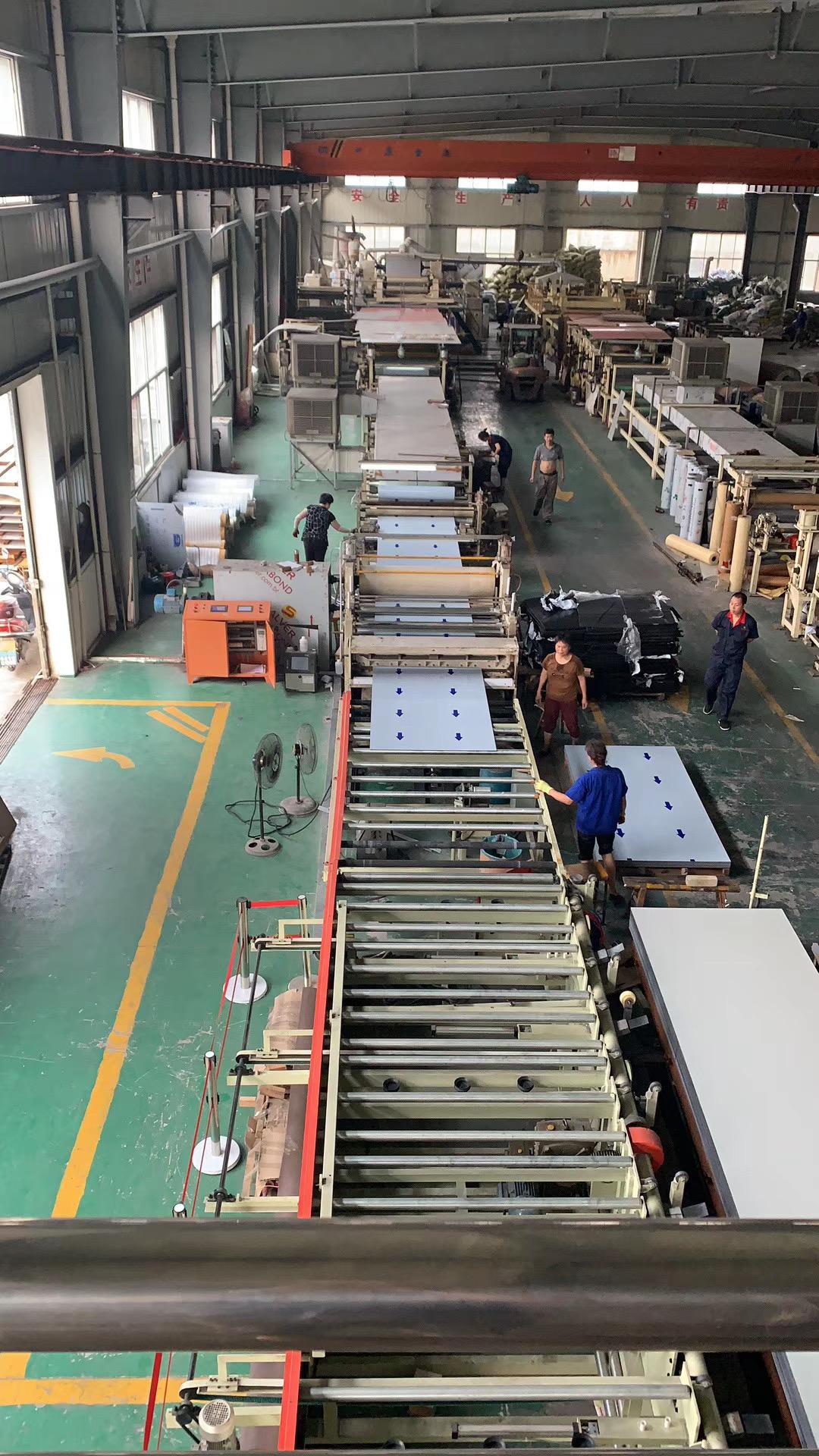 2 мм до 6 мм толщина 4*8 футов Размер алюминиевая композитная панель/ACP/ ACM