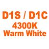 D1S D1C 4300K