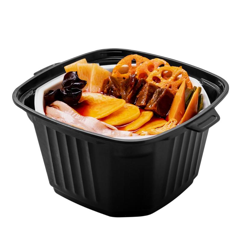 Высококачественный дешевый самонагревающийся горячий горшок с ароматом Mala