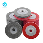 Flap Wheel 120grit 80grit Different Size Non Woven Flap Wheel For Metal Polishing