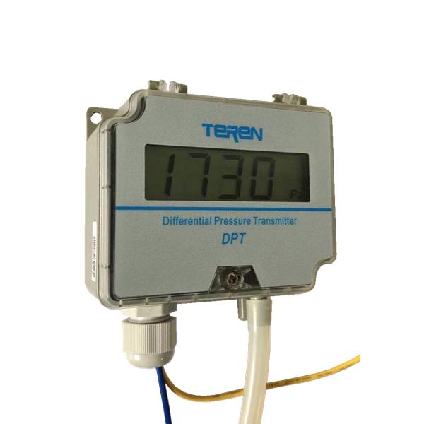 digital manometer 4-20ma disposable pressure transducer