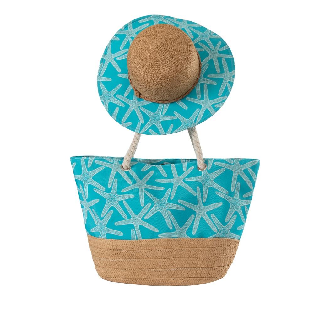 Оптовая продажа 2021, летние шляпы и кошельки на заказ, поставщик, Богемские полосатые женские соломенные шляпы и пляжные сумки