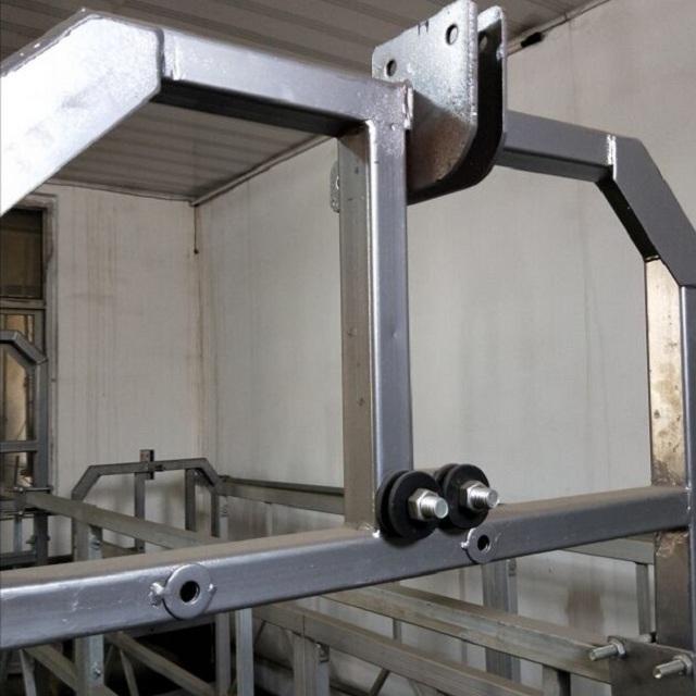 Низкая цена и высокое качество, люлька для мойки окон/Строительная люлька для лифта/платформа для покраски высокой высоты