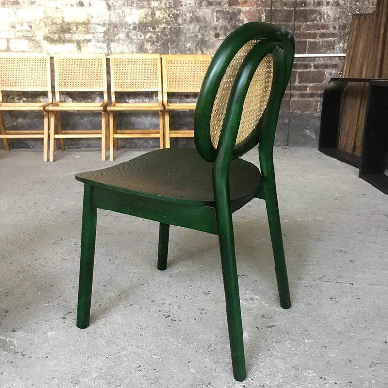 Фон для фотосъемки в современном стиле с тростника Naturel обеденный стул