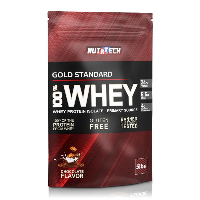 Золотой Стандартный сывороточный белок, золотой Стандартный белок с шоколадным вкусом, 5 фунтов