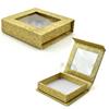 Oro caja de almacenamiento