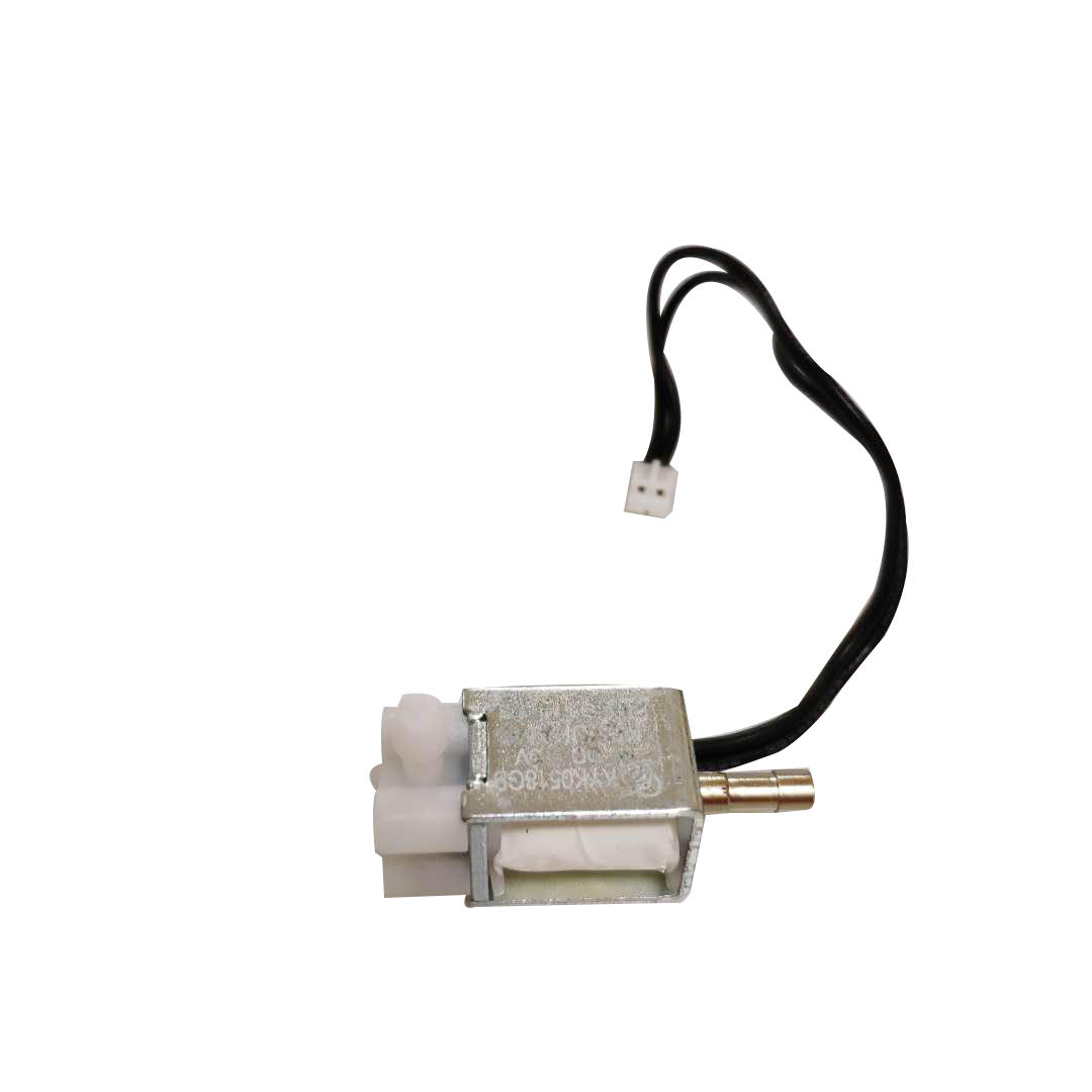 1/4In Stainless Steel Air Solenoid Valve 1.44W Rated Power For Electronic Sphygmomanometer