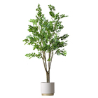 Popular Wholesale Green Plants Decorative Artificial Boxtree For Indoor And Outdoor Use
