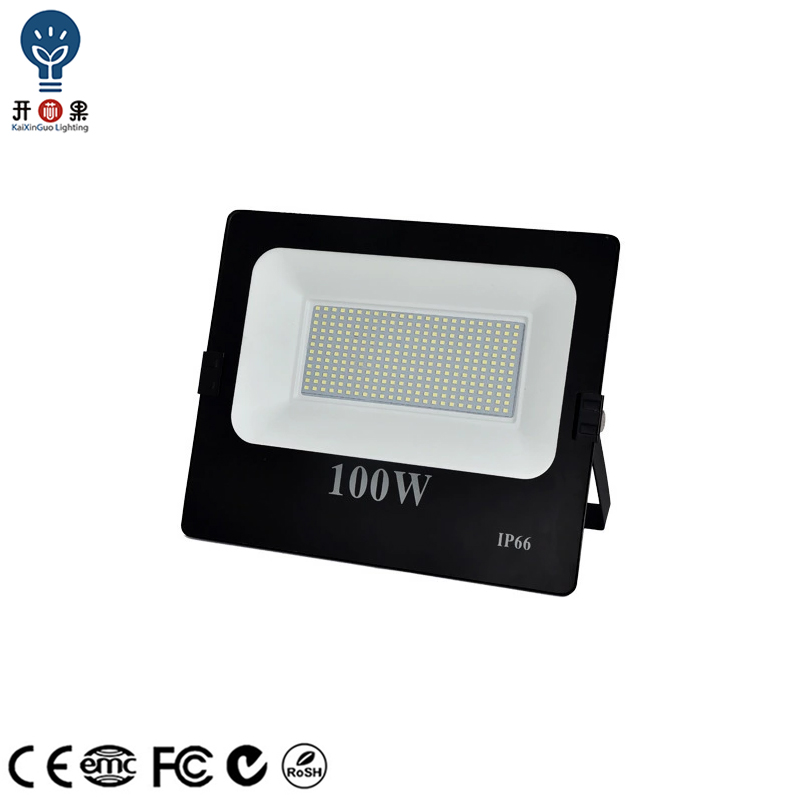 Hot Selling Flood Light 300W Led Professional Manufacture 50W  Volleyball Court Flood light Chip Sports Center