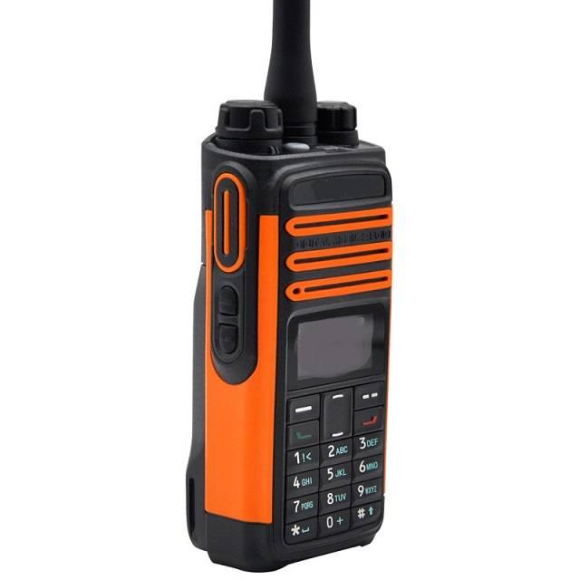 Wifi T298s Public Network Walkie Talkie 50km Gps Two Way Radio Cb Radio