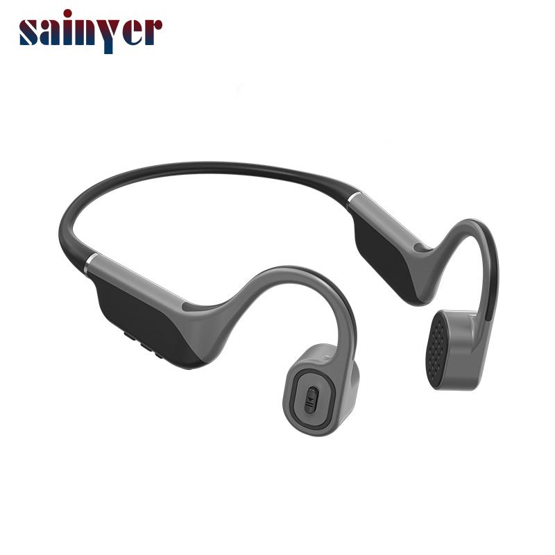 New Technology B9 Wireless Bone Conduction Headphone BT 5.0 Bone Conduction Headset - idealBuds Earphone | idealBuds.net