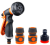 """Spray nozzle with 1/2"""" soft connector Set"""