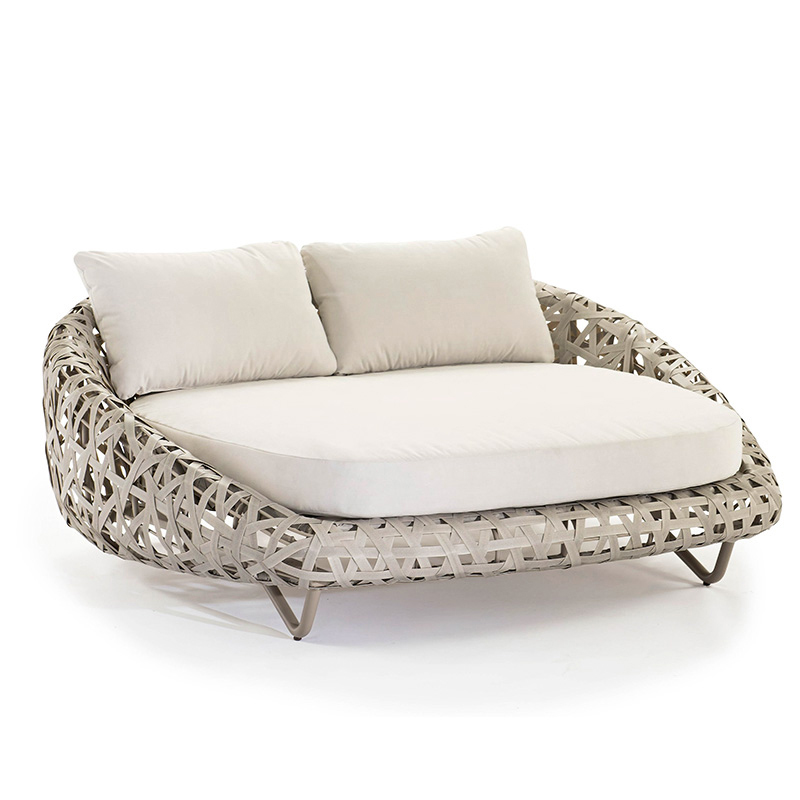 Современная мебель для патио BFP, диван из ротанга, набор для сада, диван из ротанга с завитками, стул для отдыха, садовые наборы