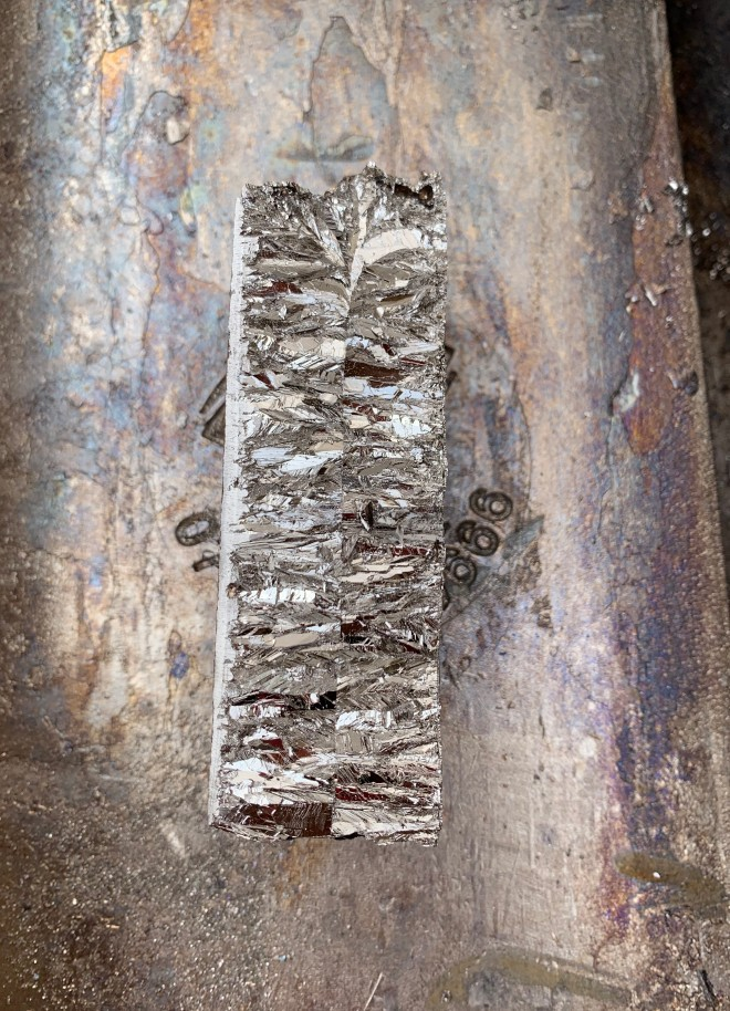 High purity Bismuth ingot 99.99% wholesale price