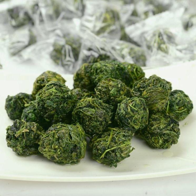 2021 Fresh Natural Herbal Tea Jiao Gu Lan Herb Ball Tea For Drink - 4uTea | 4uTea.com