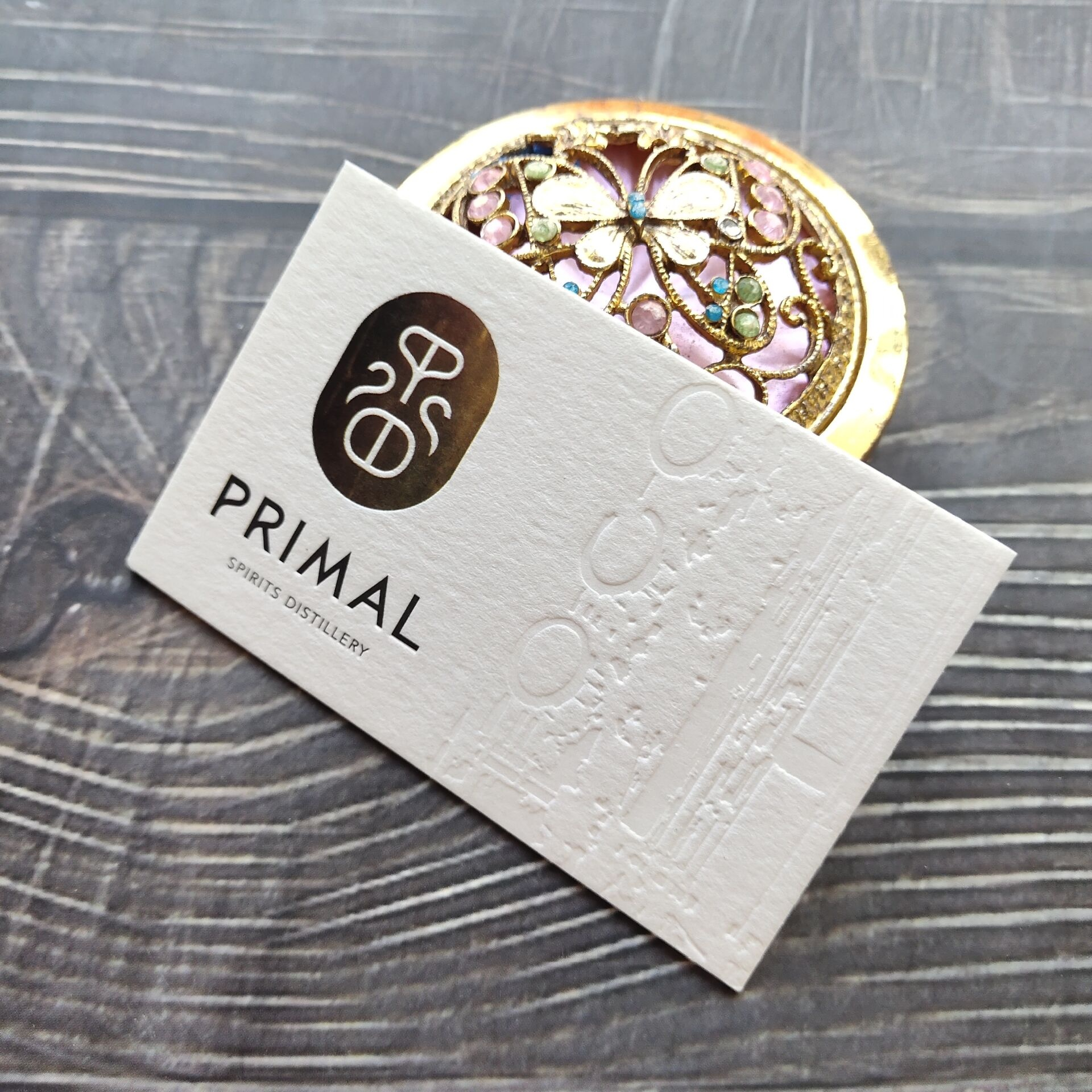 600gsm cotton paper gold edge cards gold foil stamping gold edge business cards