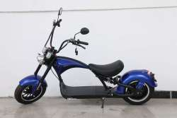 Amoto Model M1P new arrival high quality cheap wholesale citycoco 3000 watts wide wheel electric scooter