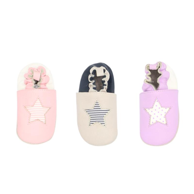 Оптовая продажа, новинка, мягкая кожаная обувь для малышей, обувь для малышей