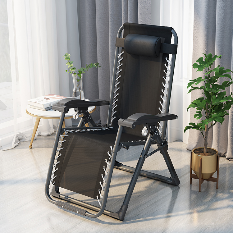 Outdoor Sun Lounger Chair Low Price Metal Folding zero gravity office chair
