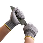 Xingyu PU Coated HPPE Cut Resistant Glove