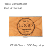 CB101 LOGO engraving