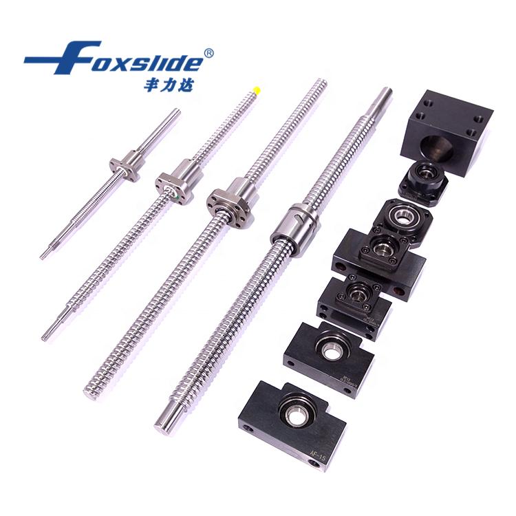 Hot selling hiwin TBI precision 1605 1610 2005 2505 2504 2510 3204 3205 3210 4005 4010 5010 6310 CNC linear guide ball screw
