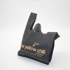 Bag Non-woven Vest Shopping Bag Supermarket Store Takeaway Handbag Can Be Customized LOGO Manufacturers Order