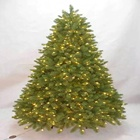 Customized oem American holiday indoor and outdoor decor artificial Led pre lit Christmas tree