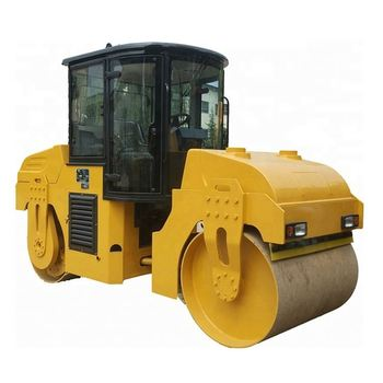 Lutong 3 Ton Weight Of Vibratory Road Roller LTC203 Double Drum Road Roller
