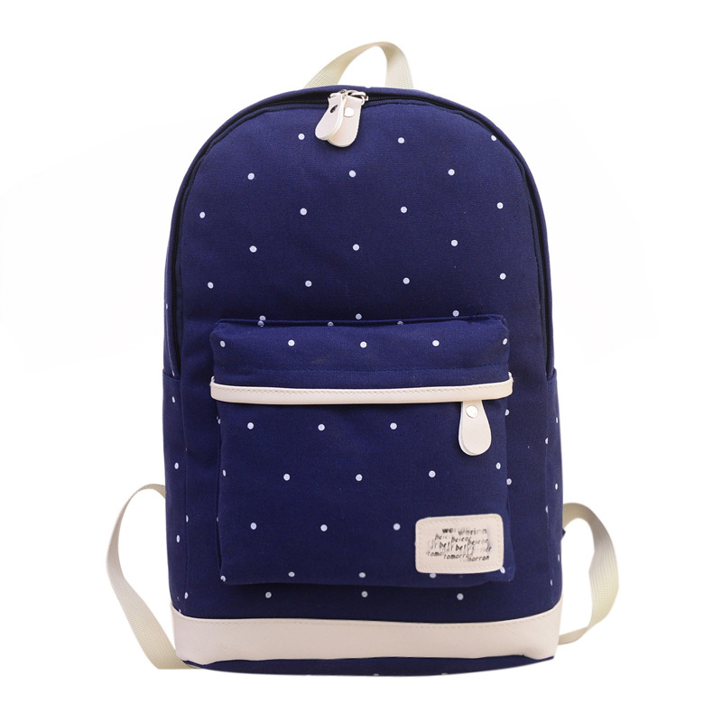 Backpack back pack Customize Logo Fashion softback Popular Young Daily Unisex Canvas School College backpacks Bag