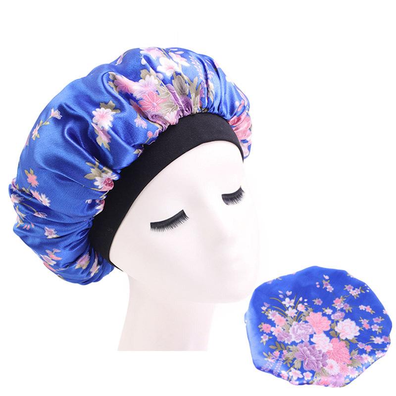 High Quality Satin Bonnet Sleep Cap