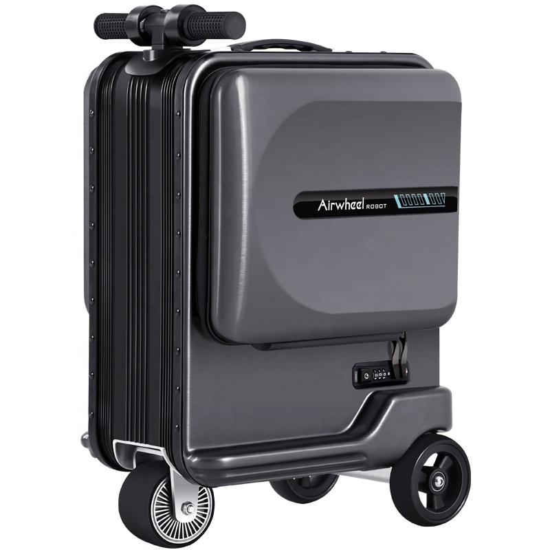 2020 г., умный чемодан для поездок мини-размера с двумя usb-выходами