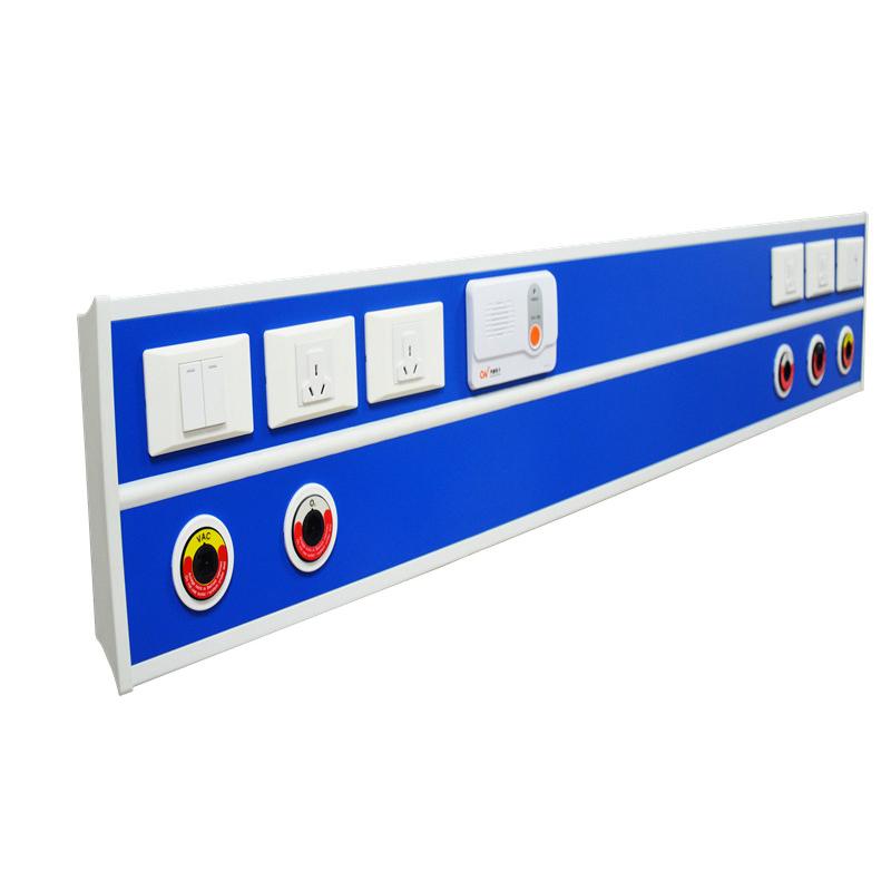 Медицинское газовое устройство BHU, медицинская кровать, головное устройство, индивидуальная система вызова медсестры