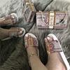pink-dollar purse set