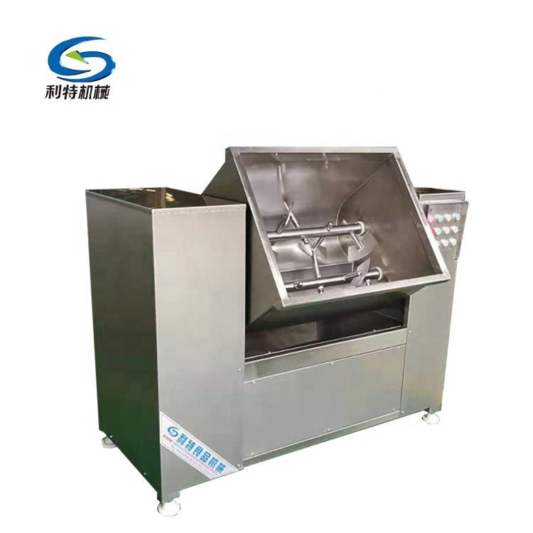 Bun pastry stuffing meat mixer machine processing