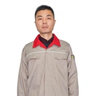 Unisex Safety Work Wear Uniform For Electrician