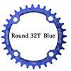 כחול דיסק 32T