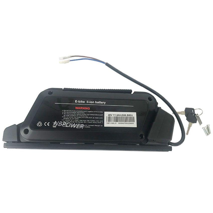 Аккумулятор для электровелосипеда 48 В 11,6 Ач