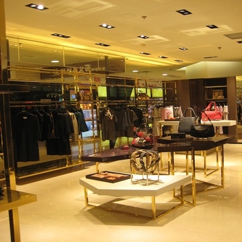 Clothing Shop Interior Design Garment Shop Decoration Furniture For Sale