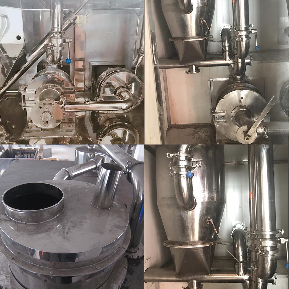 Замораживающий пластиковый измельчитель, криогенная мельница для ПП, ПЭ, ПВХ, ПЭТ