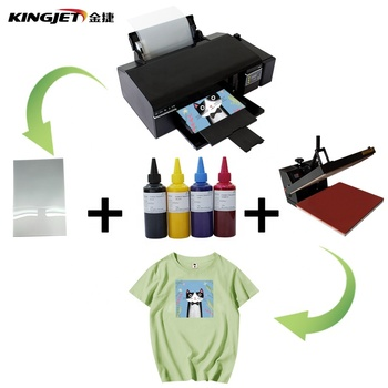 Direct to garment printer textile dtg printer cotton small t-shirt printing machine digital a3 t shirt printer for online shop