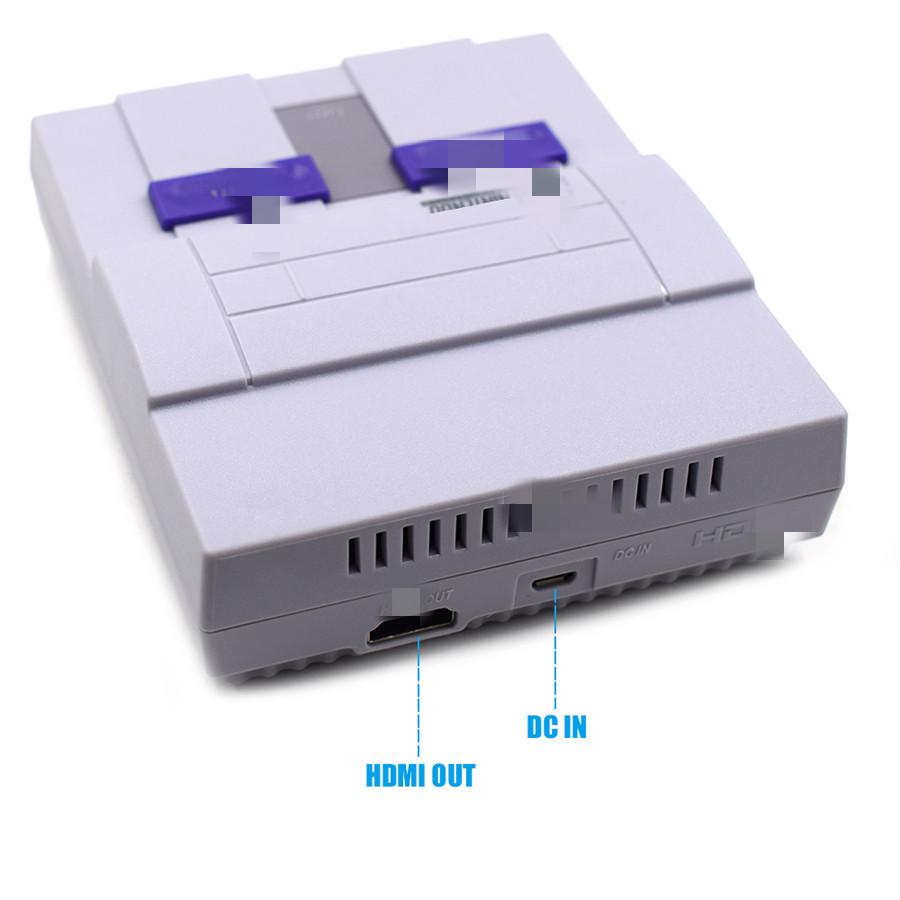 consola de juegos retro Retro game console TV Mini Game Console Built-in 21 Games for nes super console