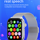 Phone Watch Android Smartwatch Z23 1.7 Inch Phone Call Smart Watch 2020 Big Screen Smartwatch 2020 Dials Sport Heart Rate Smartwatch Android Watch