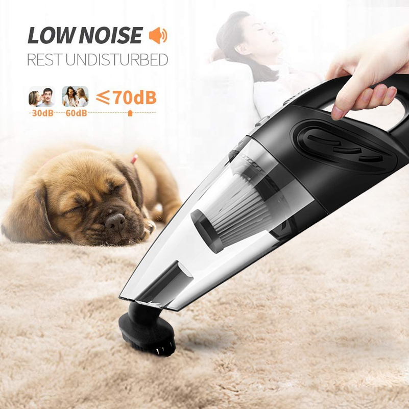 Wireless Vacuum Cleaner Power Suction Cordless Vacuum Cleaner Portable Handheld Vaccum Cleaners for Car Home Office Pet Hair