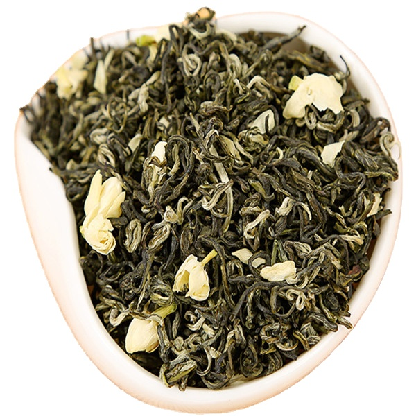 Chinese Natural Jasmine Green Tea Jasmine Scented Green Tea - 4uTea | 4uTea.com